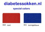 Diabeteskousen basic special colors_