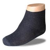 Ripp sokken extra wijd_