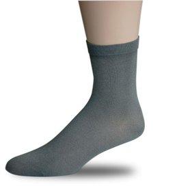 Gladde sokken extra wijd