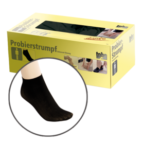 Hypass hygiëne sokken - zwart