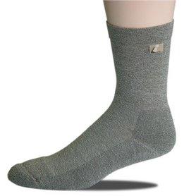 Sokken half plüsch
