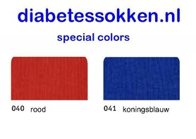 Diabeteskousen basic special colors