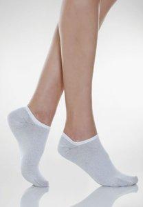 X-static enkelsokjes/sneakers diabetessokken