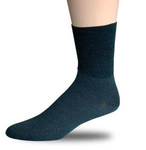 Ripp sokken voor de smalle voet