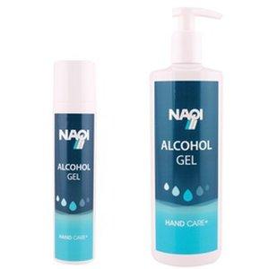 Alcohol gel+